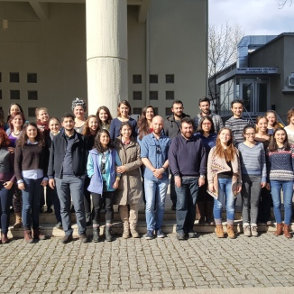 Genomics Winter School 2016 ODTU