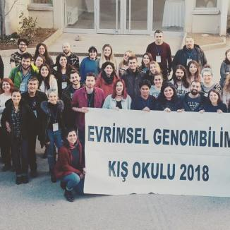 Genomics Winter School 2018 Ankara